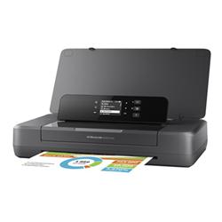 hp stampante inkjet officejet 200 portatile con batteria - stampante a colori wi-fi