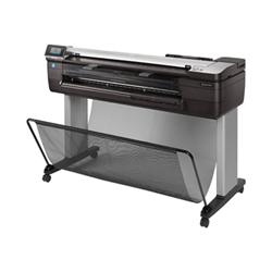 hp plotter designjet t830 - stampante multifunzione - colore f9a28d#b19