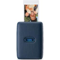 instax stampante fotografica  mini link blu oltremare