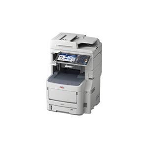 Oki Multifunzione laser Mc780dfnfax - stampante multifunzione - colore 45377014