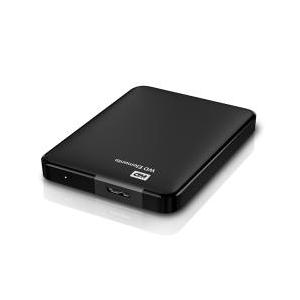 Western Digital Hard disk esterno Wd elements portable wdbuzg5000abk - hdd - 500 gb - usb 3.0 wdbuzg5000abk-wesn