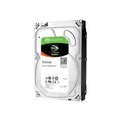 Seagate Hard disk interno Firecuda - disco rigido ibrido - 1 tb - sata 6gb/s st1000dx002