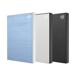 seagate hard disk esterno backup plus slim - hdd - 2 tb - usb 3.0 sthn2000400