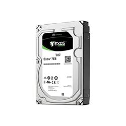 Seagate Hard disk interno Exos 7e8 - hdd - 8 tb - sata 6gb/s st8000nm000a