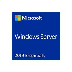 dell technologies software windows server 2019 essentials - licenza - 1 licenza 634-bsfz