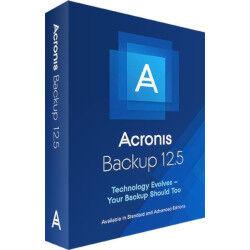 acronis software  backup server v12 box pack