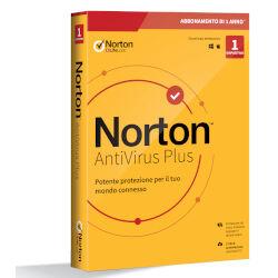 norton software  antivirus plus 2020 1 anno 1 dispositivo