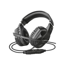 trust cuffie con microfono gxt 412 celaz - cuffie con microfono 23373