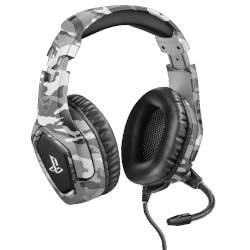 trust cuffie gaming gxt 488 forze ps4 gaming headset playstation grigio