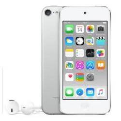 Apple Lettore MP3 iPod Touch 32GB White Silver 6a Gen