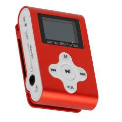 Xtreme Lettore MP3 Red