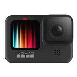 GOPRO Action cam HERO9 4K Ultra HD Black