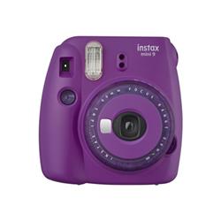 Instax Fotocamera analogica MINI 9 CLEAR PURPLE