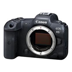 canon fotocamera reflex eos r5 - fotocamera digitale solo corpo 4147c004