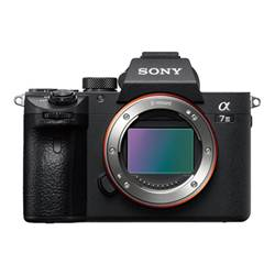 Sony Fotocamera A7 iii ilce-7m3 - fotocamera digitale solo corpo ilce7m3b.cec