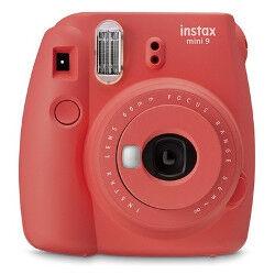 Fujifilm Fotocamera analogica INSTAX MINI 9 POPPI RED
