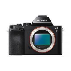 Sony Fotocamera A7 ii ilce-7m2 - fotocamera digitale solo corpo ilce7m2b.cec