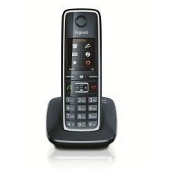 Gigaset Telefono cordless C530 Black