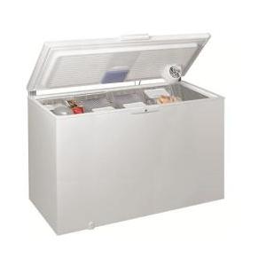 Whirlpool Congelatore WHE39392 T Orizzontale 390 Litri Raffreddamento statico Classe A++