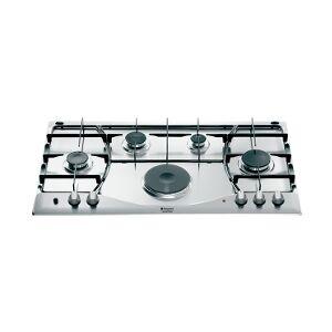 Hotpoint Ariston Piano cottura PH 941MS (IX)/HA Gas / elettrico 5 Zone cottura