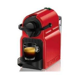Krups Macchina da caffè Nespresso Inissia XN1005 Rosso Capsule