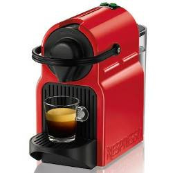 Krups Macchina da caffè Nespresso Inissia XN1005K Rosso Capsule