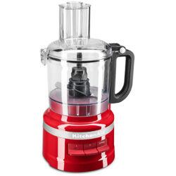 kitchenaid robot da cucina food processor 5kfp0719eer 250 w 1.7 litri rosso