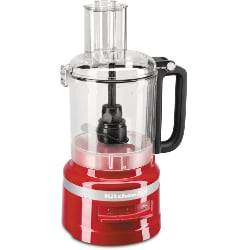 kitchenaid robot da cucina food processor 5kfp0919eer 250 w 2.1 litri rosso