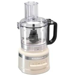kitchenaid robot da cucina food processor 5kfp0719eac 250 w 1.7 litri crema