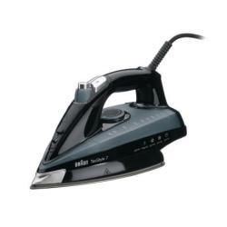 Braun Ferro da stiro Texstyle 7 ts745a - ferro a vapore - base di appoggio: eloxal 0x12711022