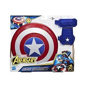 Marvel Scudo e Guanto magnetico Capitan America