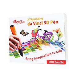 xyz printing pacchetto edu per stampanti 3d xyzprinting da vinci 3d pen - educational package 3n10exeu00c