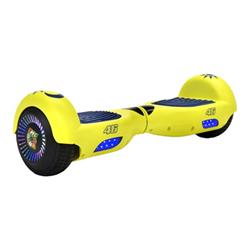 vr 46 hoverboard vr-hb-210001 12 km/h 2000 mah giallo