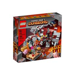 lego minecraft 21163 - the redstone battle - set costruzioni 21163a