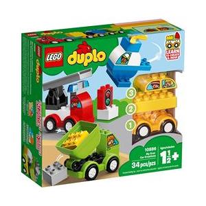 Lego DUPLO - Creazioni La mia Prima Auto 10886