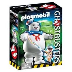 PlayMobil Ghostbusters - Omino Marshmallow e Stantz 9221