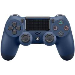 sony controller dualshock 4 ps4 midnight blue