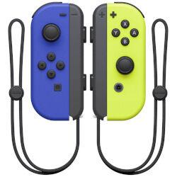 nintendo controller joy-con gamepad  switch bluetooth nero, blu, giallo