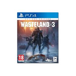 koch media videogioco wasteland 3 day one edition - sony playstation 4 1037159