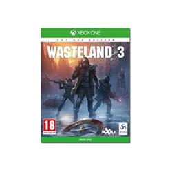 koch media videogioco wasteland 3 day one edition - microsoft xbox one 1037160