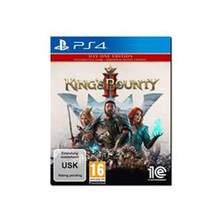 koch media videogioco king's bounty ii day one edition - sony playstation 4 1065507