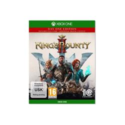 koch media videogioco king's bounty ii day one edition - microsoft xbox one 1065508