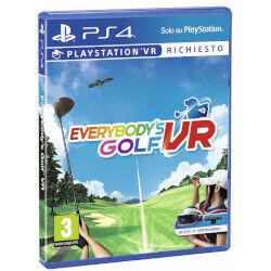 sony videogioco everybody's golf vr ps4