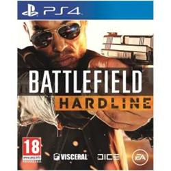 Electronic Arts Videogioco PS4 BATTLEFIELD HARDLINE