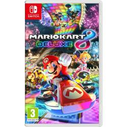 Nintendo Videogioco Mario Kart 8 Deluxe Switch