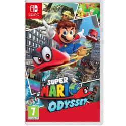 Nintendo Videogioco Super Mario Odyssey Switch