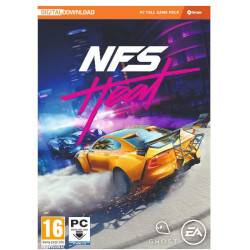 Electronic Arts Videogioco Need for Speed Heat PC