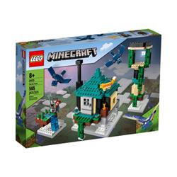 lego minecraft - la sky tower - set costruzioni 21173