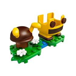 lego super mario - mario ape - power up pack - set costruzioni 71393