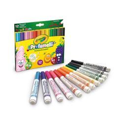 crayola pennarelli lavabili ''i profumelli''